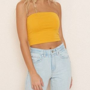 2/$35 Essential tube top